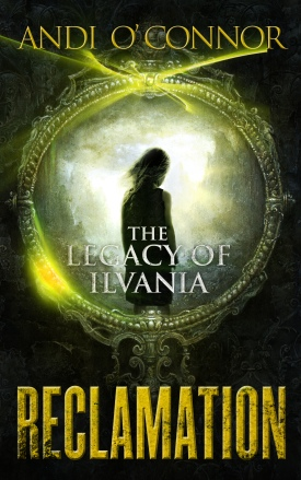 Reclamation - Ebook Cover